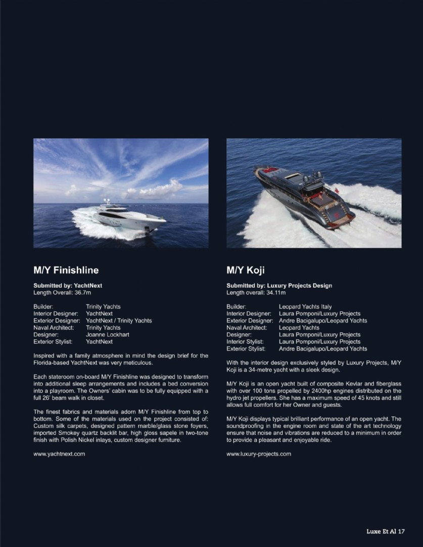 Press | Karataş Yacht Design